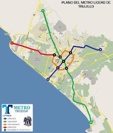 El Metro en Google Maps