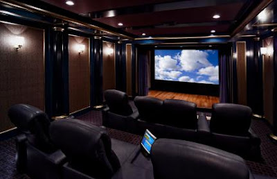 Custom_Home_Theater, Best Home Design Pictures