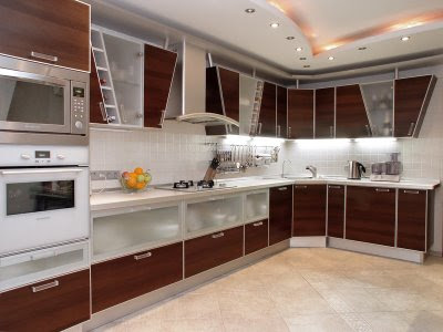 Ergonomic kitchen but modern milimalistic