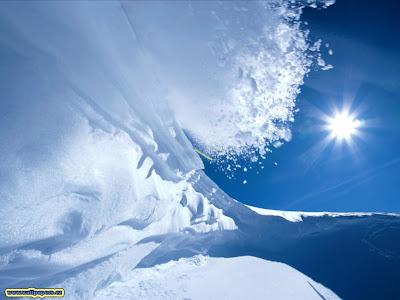 Snow Landscape Wallpaper, Natural Landscape Painting - Landscape Yard Pictures - Free Landscape Pictures