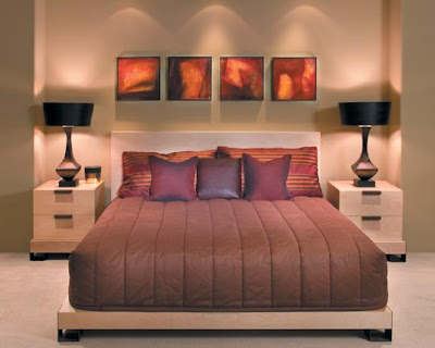 Lori Carroll master bedroom