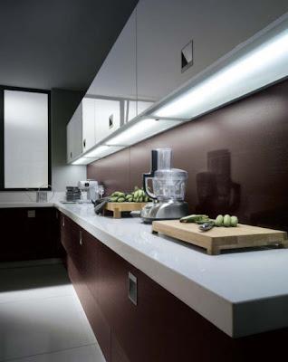 scavolini mood kitchen under cabinet lighting