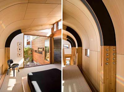 central courtyard home designs australian eco house5