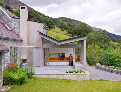 landscape room house