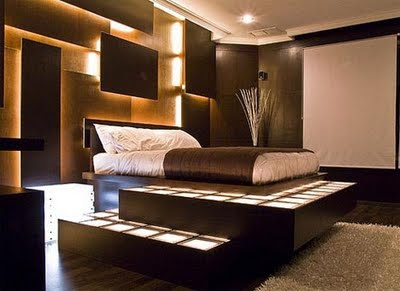 bedroom+with+lighting