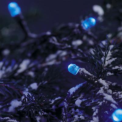 blue+outdoor+xmas+lights
