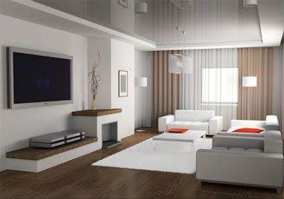 Modern Home Interior Design Furniture Color