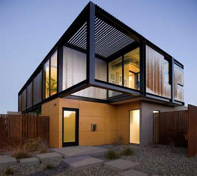 modern home design sosnowski residence