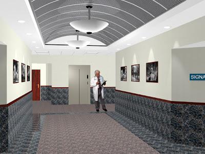 Design Interior Classroom