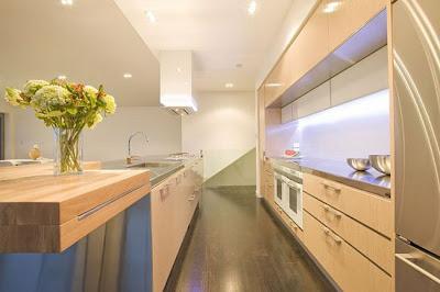 Interior Design Lighting and Furniture Lovely of Modern Kitchen
