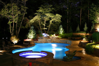 atlanta outdoor lighting