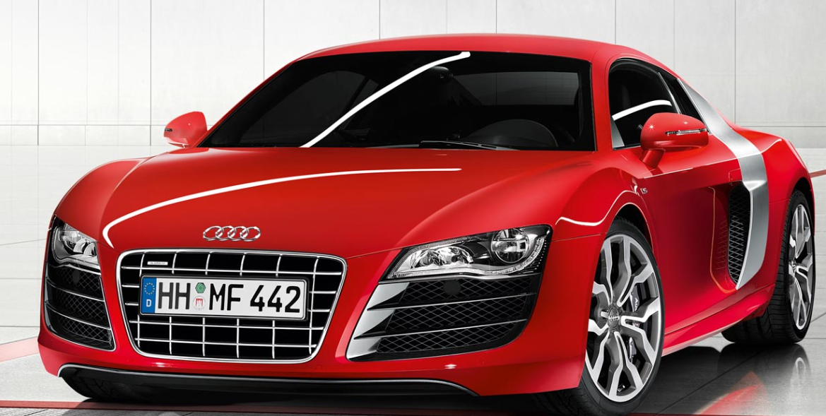 White Audi R8 Spyder Wallpaper. Audi adds a roadster version