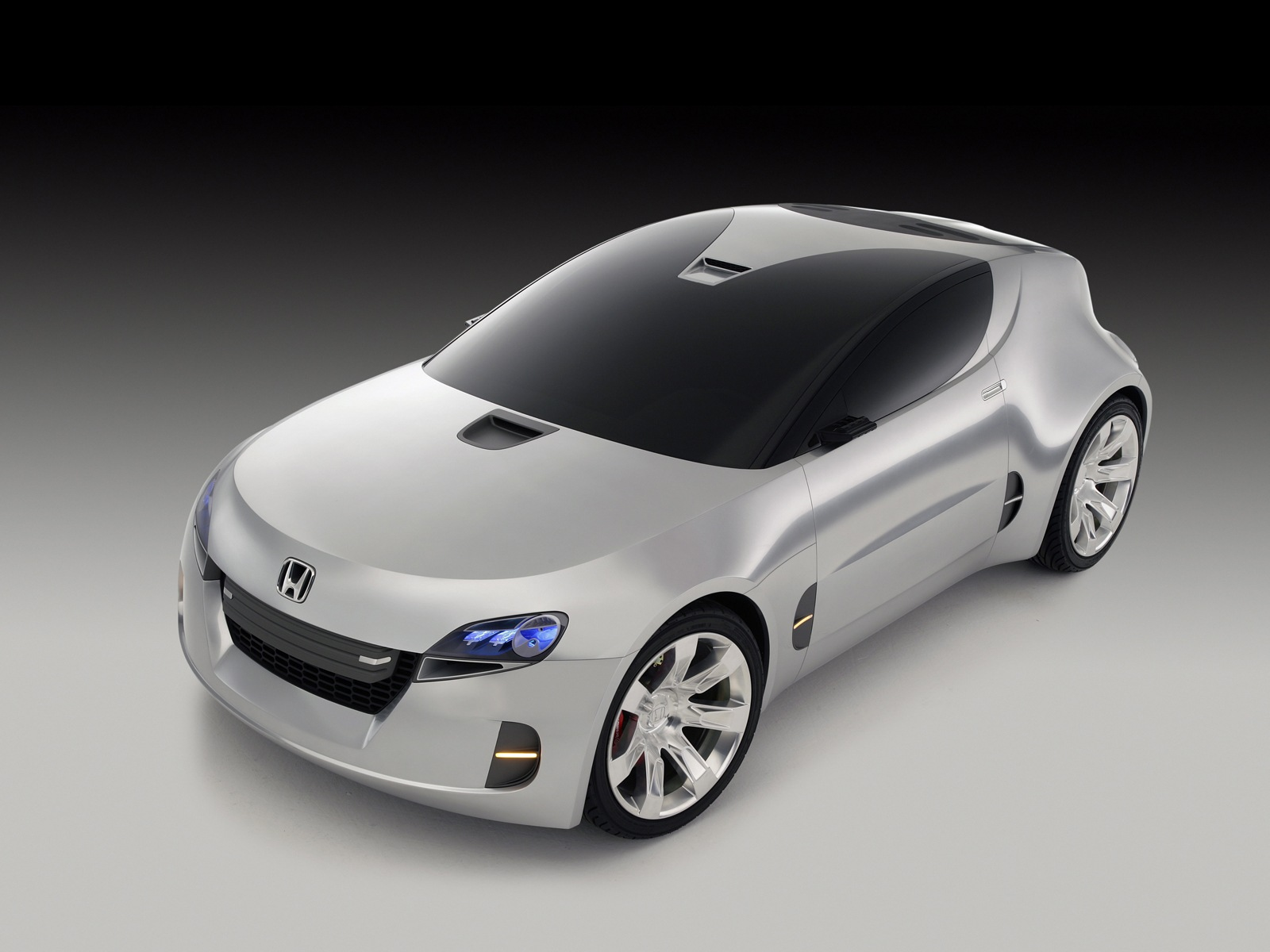 Honda Remix Concept 001 Wallpapers grey