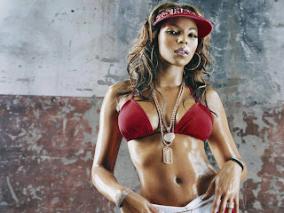 AMERICAN BLACK CELEBRITY ASHANTI