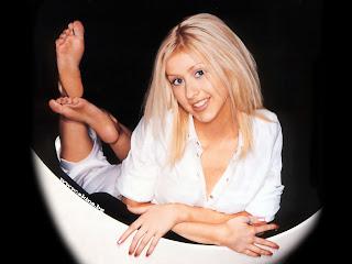 Christina Aguilera Hot Girl