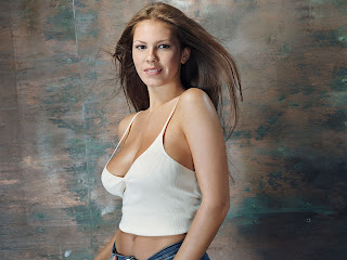 Los Angeles Girl Nikki Cox Hot Picture