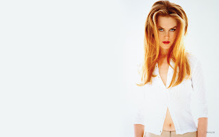 American-born Australian actress Nicole Kidman Wallpaper