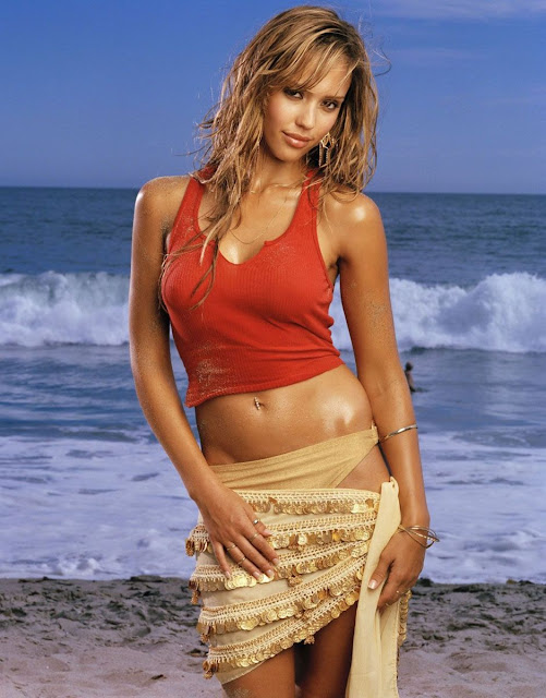 Jessica Alba Hot Picture