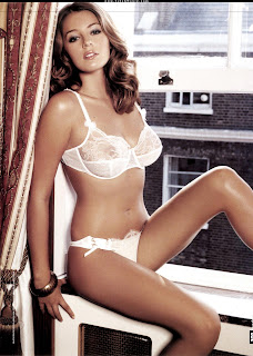 Hottest Page 3 Girl Keeley Hazell Picture