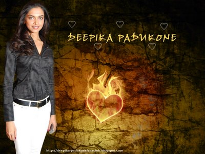 Deepika Padukone Hottest Wallpapers Gallery