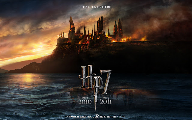 Harry Potter and the Deathly Hallows Part 1 Wallpapers