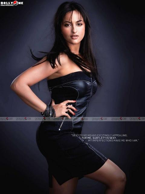 Sexy Sonakshi Maxim Photoshoot Pic