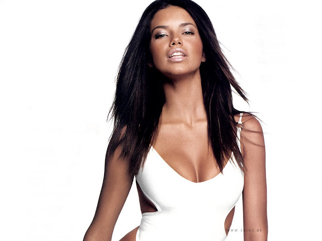 Sexy Model Adriana Lima Hottest Modeling Photo Shoot