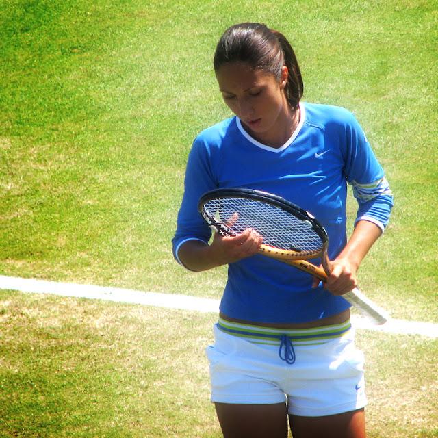 Hot Russian Tennis Player Anastasiya Myskina Photos