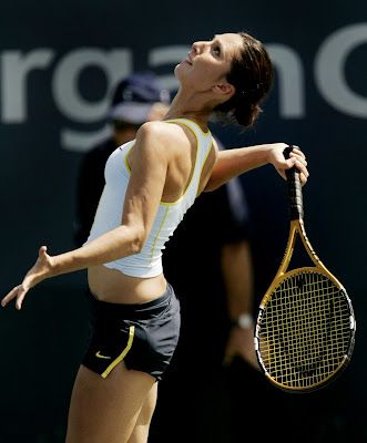 Hot Russian Tennis Player Anastasiya Myskina Photos