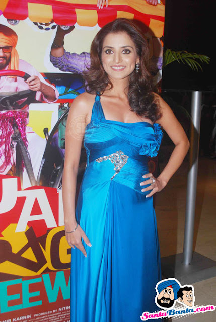 Kulraj Randhawa at Yamla Pagla Deewana Music Launch