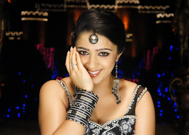 South Indian Model Charmi Kaur Hot Looks