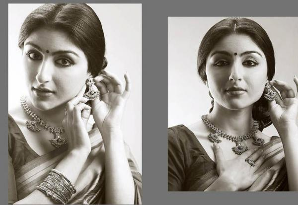 Hot Soha Ali Khan Latest Indian Jewellery Photo Shoot