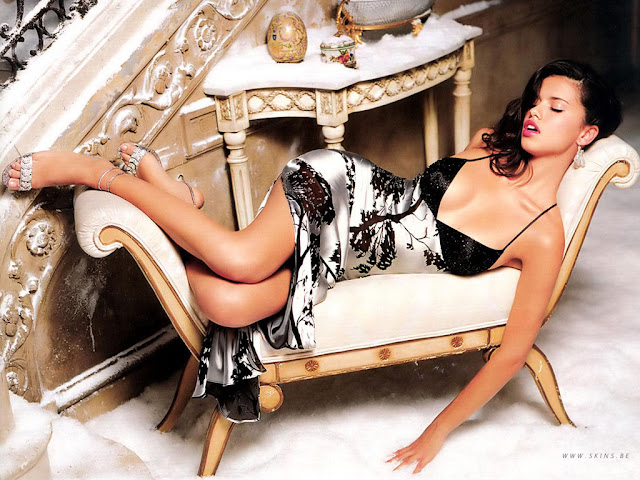 Victoria Secret Angel Adriana Lima High Quality Wallpapers