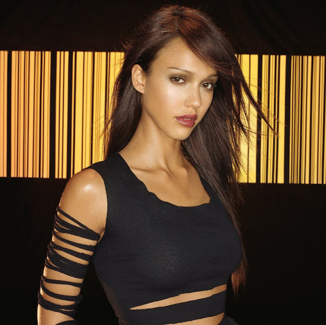 Hollywood Sexy Actress Jessica Alba Photo Gallery