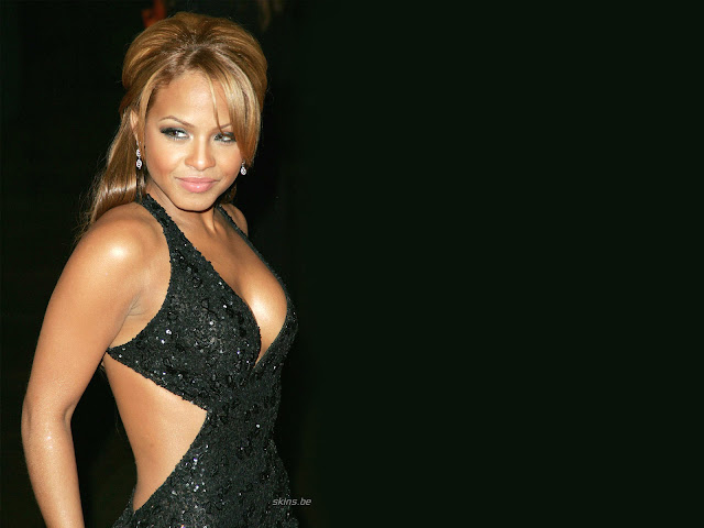 Hot Model Christina Milian HQ Wallpapers
