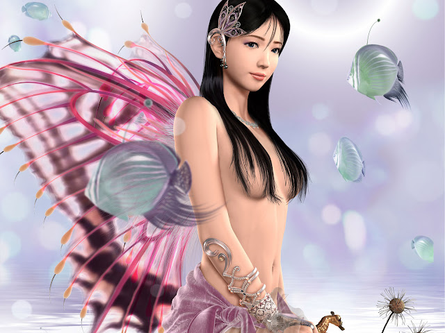 Fantasy Girls Desktop Wallpapers 1600 * 1200