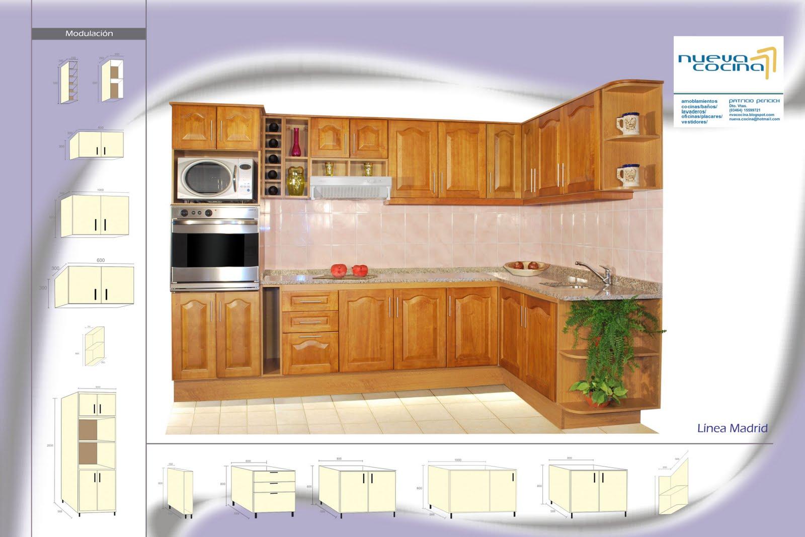 Muebles de cocina muebles para ba o muebles de dormitorios placard amob cocina - Tiradores para muebles de bano ...