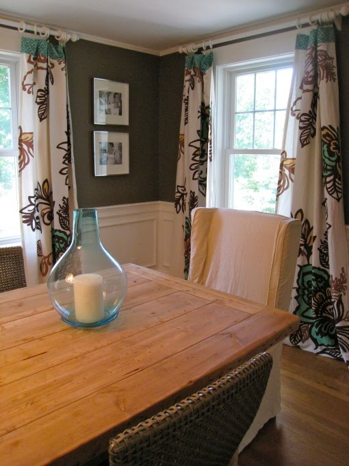Red Poppy Interiors: Coastal Chic Dining Room