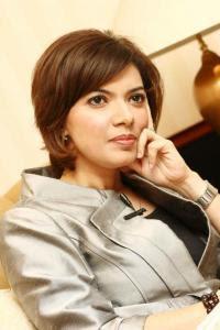 Najwa Shihab dalam Acara Mata Najwa