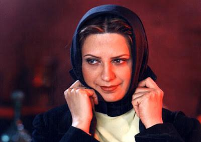 دختر ایرانی لعیا زنگنه