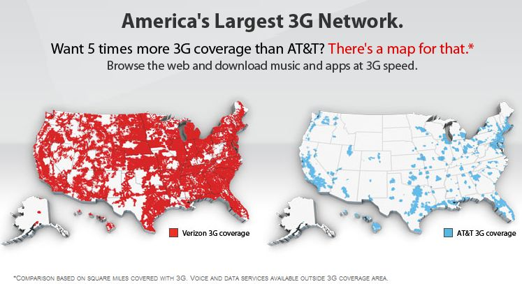 At Amp T Loses Injunction Against Verizon Ad Offers It S Own