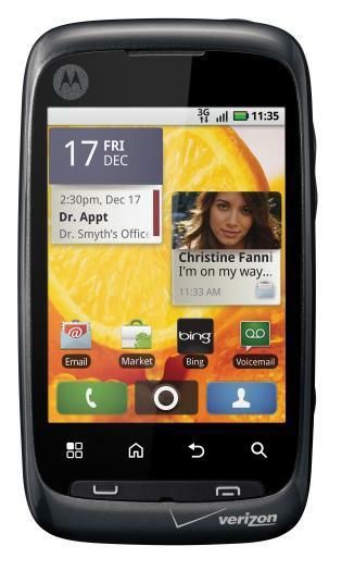 Motorola Citrus User Manual