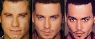 John Travolta dan Johnny Depp