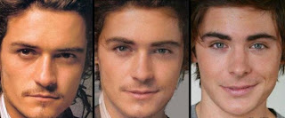 Orlando Bloom dan Zac Efron