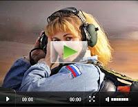 Pilot Cantik dengan 32 Medali Emas