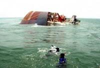 Kecelakaan Kapal Tewaskan Anggota DPR