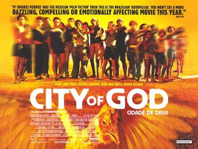 city of god film review La times film critic kenneth turan's review of the 2003 fernando meirelles film city of god holds clues about why.