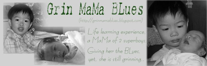 Grin MaMa BLueS