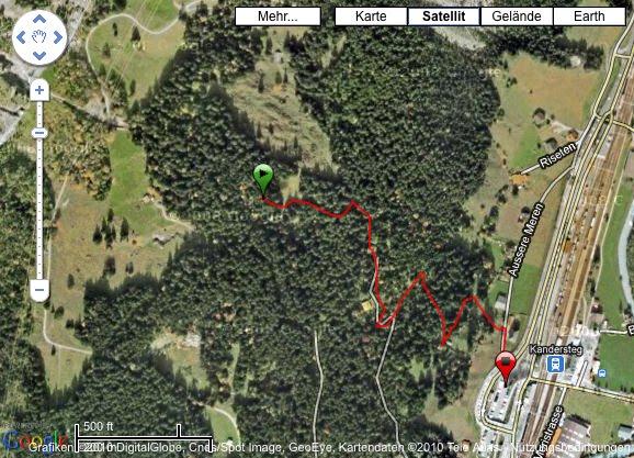 On the mountains.bz: bouldern in kandersteg (ch)   universum
