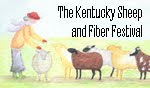 The Kentucky Sheep and Fiber Festival!